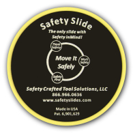 Safety Slides Heavy Duty Moving
